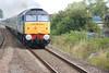 Front 57009 Rear 47802 <br /> <br /> Location: Billingham <br /> <br /> Date: 9th August 2010 <br /> <br /> Working: 2Z03 10.56 Sunderland - Darlington