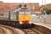 57004 / 47712 dead on rear <br /> <br /> Location: Hartlepool <br /> <br /> Date: 9th Aug 2010 <br /> <br /> Working: 2Z23 11.30 Darlington - Sunderland