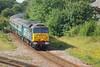 Front: 47802 Rear 57009 <br /> <br /> Location: Eaglescliffe <br /> <br /> Date: 9th Aug 2010 <br /> <br /> Working: 2Z02  09.42 Darlington - Sunderland
