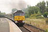 47712 <br /> <br /> eases through Eaglescliffe and was slowing down for the Signal to change