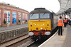 47802 <br /> <br /> Waits in the Platform at Hartlepool for the Off