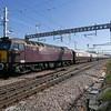 57314 on rear 5Z64 at Swindon
