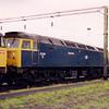 47051 'GREAT SNIPE' inbetween duties at Bescot HS on 7th July 1990