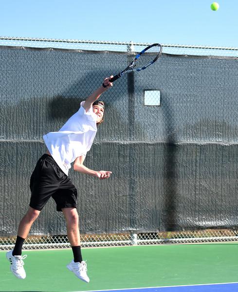 Class 4A Region 5 tennis