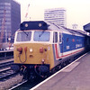 50019 'Ramilies' at Reading 1st September 1986