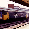 50046 'Ajax' pauses at Reading on15th April 1989