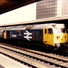 50002 'Superb' at Reading on 3rd July 1984