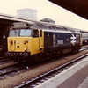 50033 'Glorious' at Reading 9th October 1984