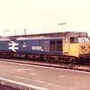 50002 'Superb' at Reading 17th September 1985