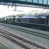 1Z50  near Swindon, 67005 leading 35028 annd 67006 rear