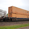 BNSF 53' Thrall Well Car No. 9153