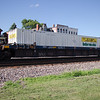BNSF 53' Thrall Well Car No. 9136