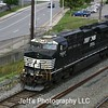 Norfolk Southern ES40DC No. 7697