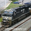 Norfolk Southern ES40DC No. 7700