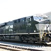 Norfolk Southern ES40DC No. 7711
