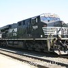 Norfolk Southern ES40DC No. 7629