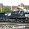 Norfolk Southern ES40DC No. 7529