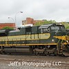 Norfolk Southern SD70ACe No. 1068
