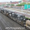 Norfolk Southern SD70ACe No. 1073