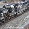 Norfolk Southern SD60 No. 6650