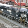 Norfolk Southern SD60 No. 6588