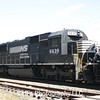 Norfolk Southern SD60 No. 6639