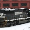 Norfolk Southern SD60 No. 6559