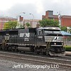 Norfolk Southern SD60E No. 6966