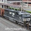 Norfolk Southern SD60E No. 7031