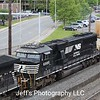 Norfolk Southern SD60E No. 6985