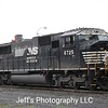 Norfolk Southern SD60I No. 6725