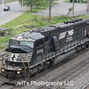 Norfolk Southern SD60I No. 6734