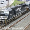 Norfolk Southern SD60I No. 6751