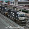 Norfolk Southern SD60M No. 6785