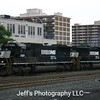Norfolk Southern SD70 No. 2519