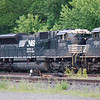 Norfolk Southern SD70ACU No. 7278