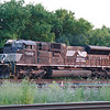 Norfolk Southern SD70ACU No. 7252