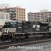 Norfolk Southern SD70ACU No. 7259