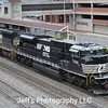 Norfolk Southern SD70ACU No. 7328