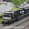Norfolk Southern SD70ACU No. 7302