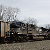 Norfolk Southern SD70ACU No. 7232