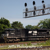 Norfolk Southern SD70ACU No. 7267