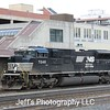 Norfolk Southern SD70ACU No. 7248