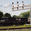 Norfolk Southern SD70ACU No. 7237