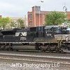 Norfolk Southern SD70ACU No. 7279