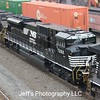 Norfolk Southern SD70ACU No. 7282