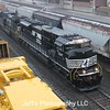 Norfolk Southern SD70ACU No. 7247