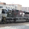 Norfolk Southern SD70ACU No. 7271