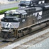 Norfolk Southern SD70M-2 No. 2761