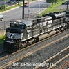 Norfolk Southern SD70M-2 No. 2668